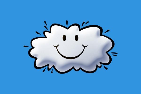 Щастлив облак