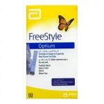Optium Freestyle тест ленти