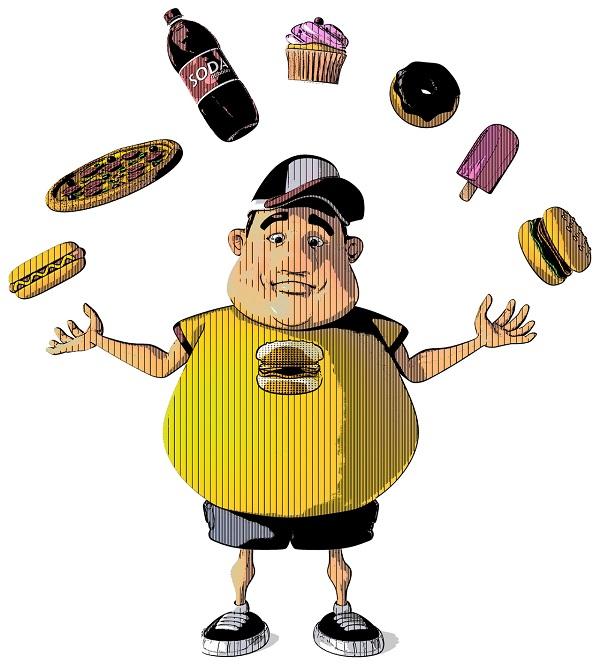 Наднормено тегло - първо променете храненето си!