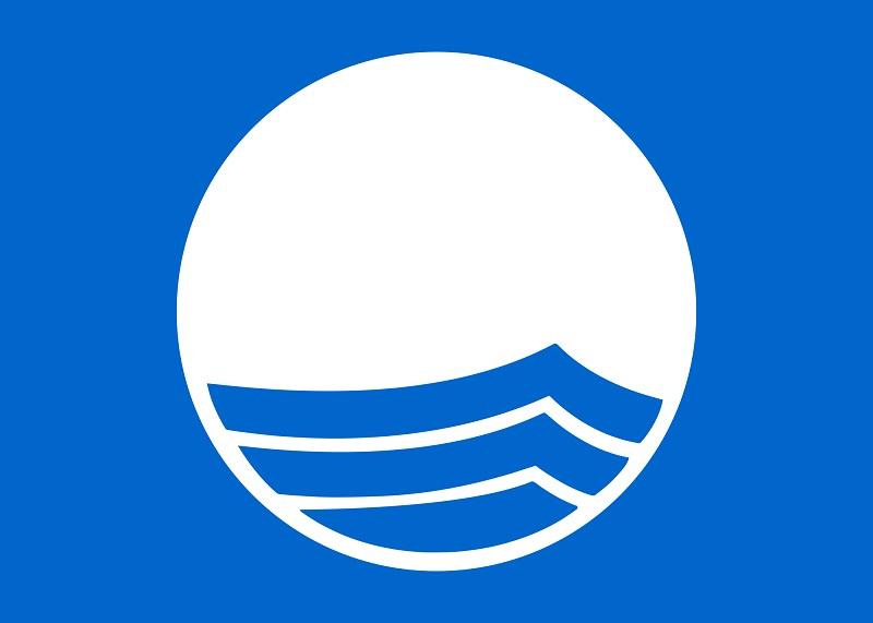 """Логото на """"Син флаг"""""""