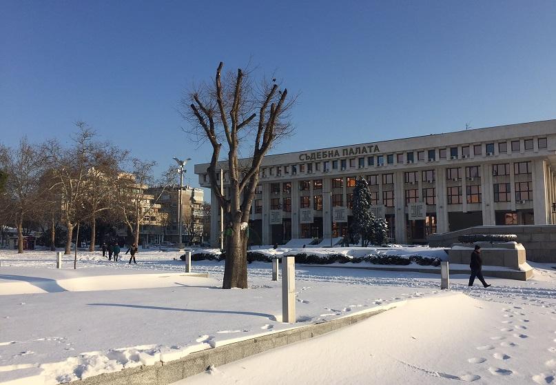 Снежен Бургас