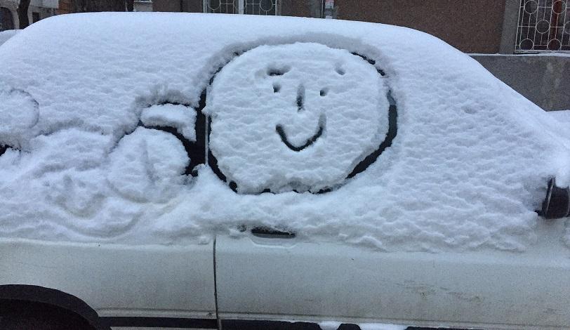 Снежна усмивка